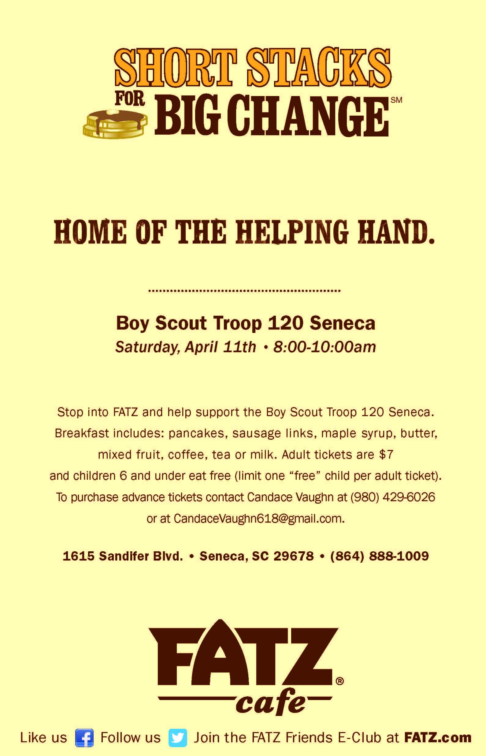 Boy Scout Troop 120 Seneca_flyer